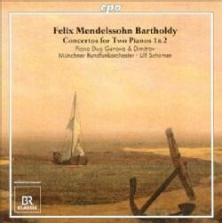 Munchner Rundfunkorchester - Mendelssohn: Concertos for Two Pianos 1 & 2