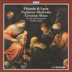 Weser-Renaissance Bremen - Di Lasso: Prophetiae Sibyllarum, Christmas Motets