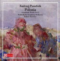 Polish Radio Symphony Orchestra - Panufnik: Symphonic Works Vol 2: Polonia, Sinfonia Rustica, Sinfonia Concertante, Lullaby