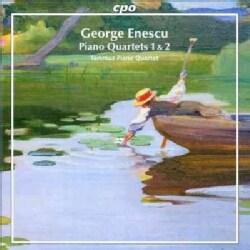 Tammuz Piano Quartet - Enescu: Piano Quartets 1 & 2
