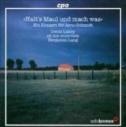 Oh Ton-Ensemble - A Concert for Arno Schmidt