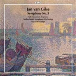 """Netherlands Symphony Orchestra - Van Gilse: Symphony No. 3 """"Elevation"""""""