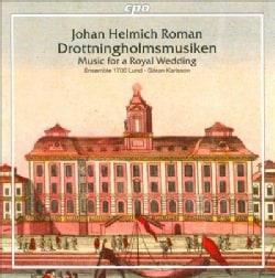 Ensemble 1700 Lund - Roman: Music for a Royal Wedding (Drottningholmsmusiken)