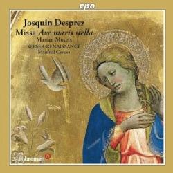 Josquin Desprez - Desprez: Missa 'Ave Maris Stella' Marian Motets