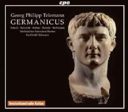 Saechsisches Barockorchester - Telemann: Germanicus