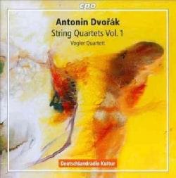 Vogler Quartet - Dvorak: String Quartets: Vol. 1