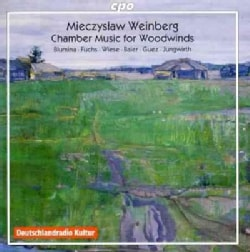 Elisaveta Blumina - Weinberg: Chamber Music for Woodwinds