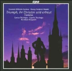 Friedrich Wilhelm Zachow - Zachow/Handel: Easter Cantatas
