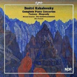 Michael Korstick - Kabalevsky: Complete Piano Concertos, Fantasy, Rhapsody