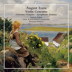Kathrin Rabus - Enna: Violin Concerto