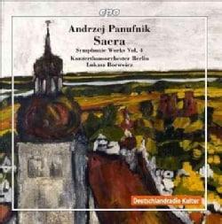 Konzerthausorchester Berlin - Panufnik: Symphonic Works Vol. 4