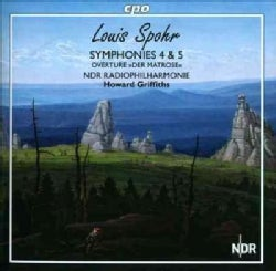 NDR Radiophilharmonie Hannover - Spohr: Symphonies 4 and 5