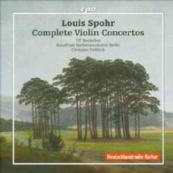 Rundfunk-Sinfonieorchester Berlin - Spohr: Complete Violin Concertos