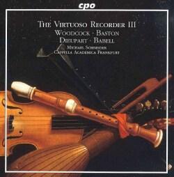 Cappella Academica Frankfurt - The Virtuoso Recorder: Vol. 3: Concertos of the English Baroque