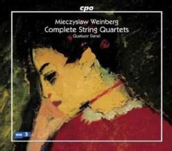 Mieczyslaw Weinberg - Weinberg: Complete String Quartets