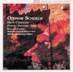 Various - Schoeck: Orchestral Works