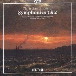 Various - Sinding: Symphonies Nos. 1 & 2