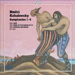 NDR Radiophilharmonie - Kabalevsky: Symphonies 1-4