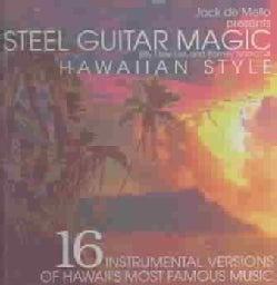 Jack De Mello - Steel Guitar Majic