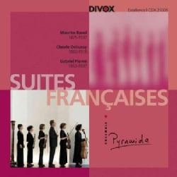 Ensemble Pyramide - Suites Francaises