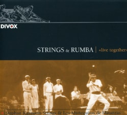 Stephan Strings Kurmann - Strings & Rumba: Live Together
