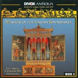 Various - Masters of Italian Renaissance