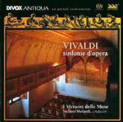 I Virtuosi delle Muse - Vivaldi: Sinfonie D'Opera