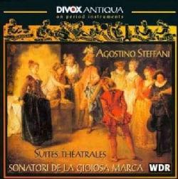 Players of The Sonatori de la Gioiosa Marca - Steffani: Suites Theatrales