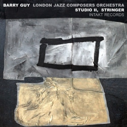 BARRY GUY - LONDON JAZZ COMPOSERS ORCHESTRA STUDY II STRINGER