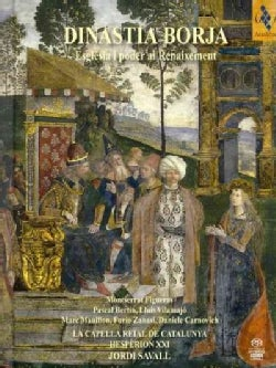 Pascal Bertin - Dinastia Borja (The Borgia Dynasty) Esglesia I Poder al Renaixement (The Church & Power in The Renaissance)