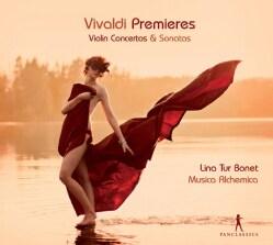 Musica Alchemica - Vivaldi: Premieres: Violin Concertos and Sonatas