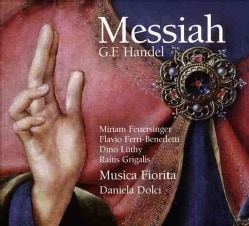 Daniela Dolci - Handel: Messiah