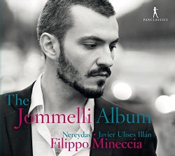 Filippo Mineccia - The Jommelli Album