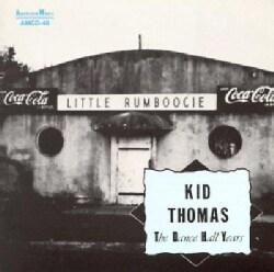 Kid Thomas - The Dance Hall Years