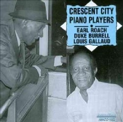 Louis Gallaud - Crescent City Piano Players