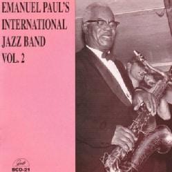 Emanuel Paul - Emanuel Paul's International Jazz Band Vol 2