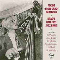Alcide Pavageau - Drag's Half Fast Jazz Band