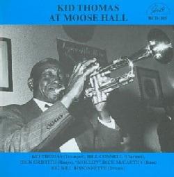 Kid Thomas - At Moose Hall