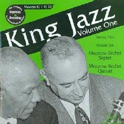 Sidney Mezzrow - King Jazz Vol 1 - Masters KJ & KJ 3