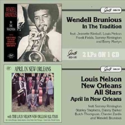 Wendell Brunious - In the Tradition: April in New Orleans