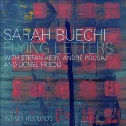 Sarah Buechi - Flying Letters