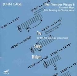 John Kennedy - Cage: The Number of Pieces 6