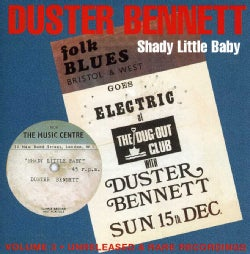 Duster Bennett - Shady Little Baby Vol 3: Unreleased & Rare Studio Recordings