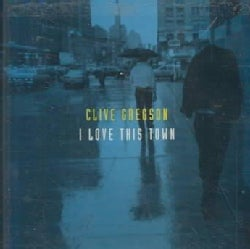 Clive Gregson - I Love This Town