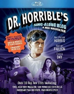 Dr. Horrible's Sing-Along Blog (Blu-ray Disc)