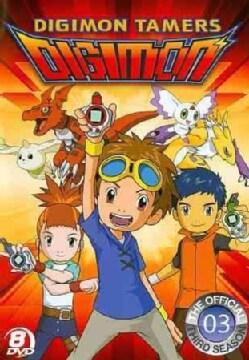 Digimon Tamers (DVD)