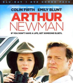 Arthur Newman (Blu-ray/DVD)