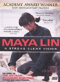 Maya Lin - a Strong Clear Vision (DVD)