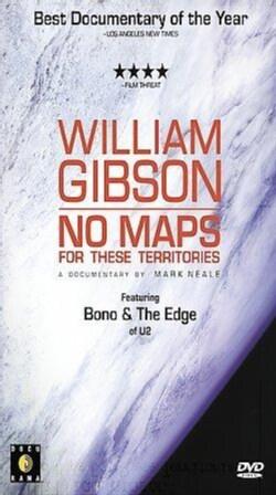 William Gibson:No Maps (DVD)