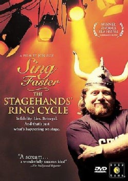 Sing Faster: The Stagehands' Ring Cycle (DVD)
